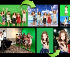 Green Screen Photos