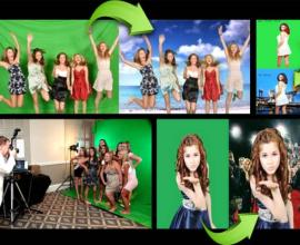 Green Screen Photos