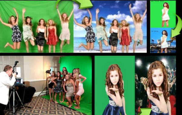 Green Screen Photo