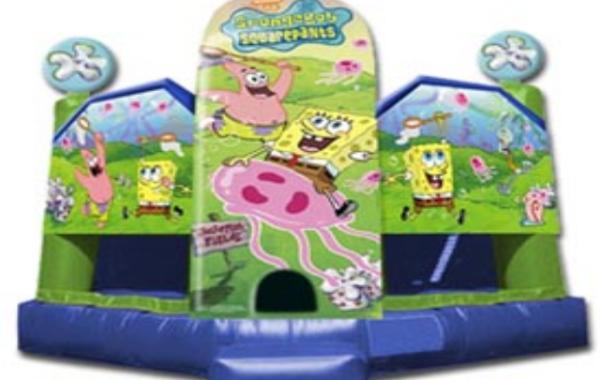 Sponge Bob Club Bouncer