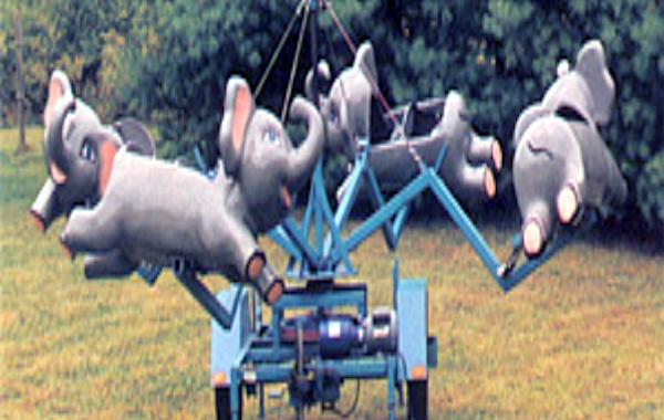 Dumbo Elephant Ride