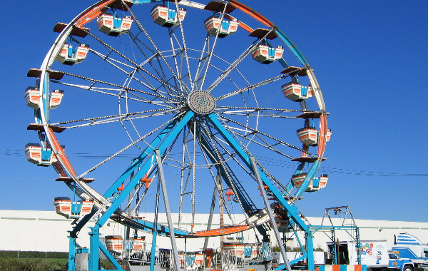 Ferris Wheel  Large