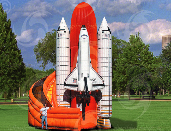 Space Shuttle Slide