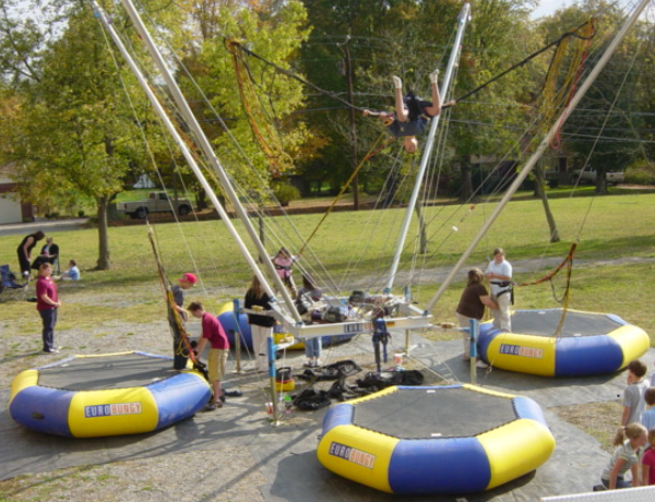 4 In 1 Euro Bungee