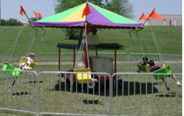 Kiddie Flying Swings Jr