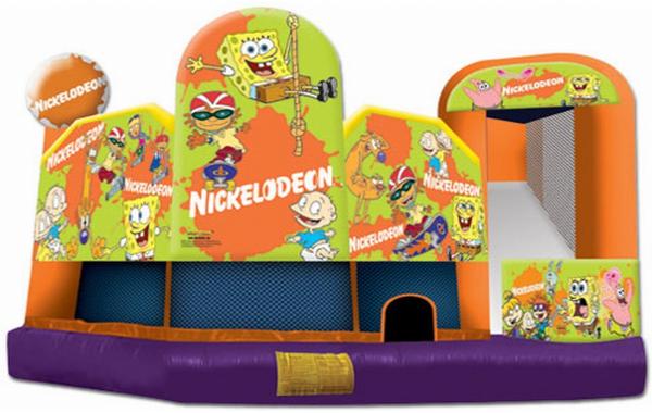 Nickelodeon 5 in 1