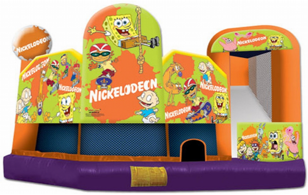 Nickelodeon 5 in 1