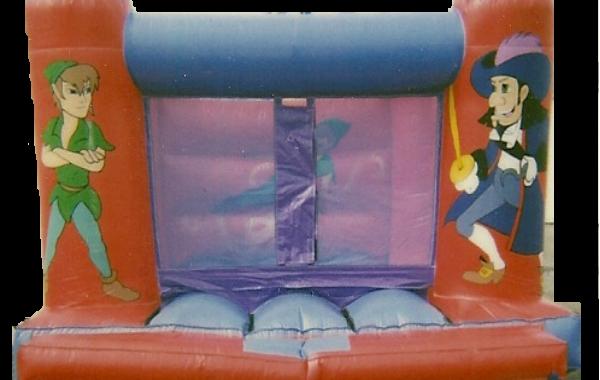 Peter Pan Bouncer