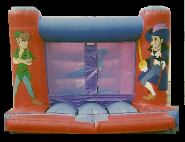 Peter Pan Bouncer