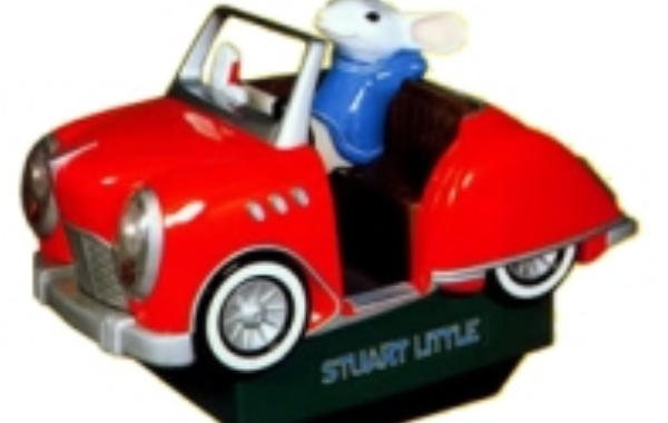 Stuart Little Coin Op