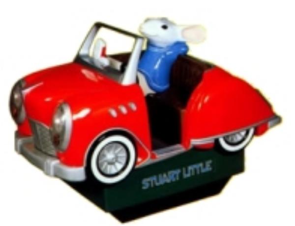 Stuart Little Coin Op
