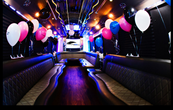 Limo Bus for your special Event