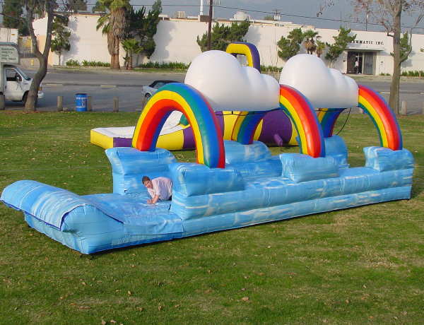 Slip and Slide Water Ride