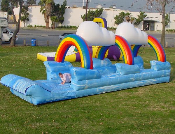 Slip and Slide Water Ride