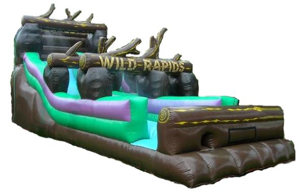 Wild Rapids Water Slide