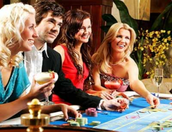 Casino Parties with Dealers