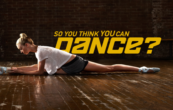 Acts from  So You Think You Can Dance