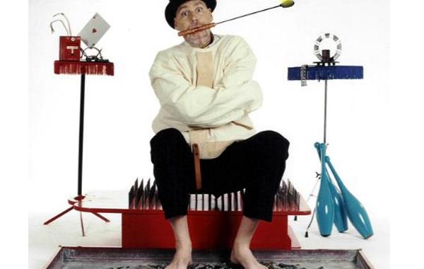 Doc the Magician and Carney Vaudevillian