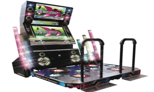 Pump it Up  Dance Dance Revolution   DDR