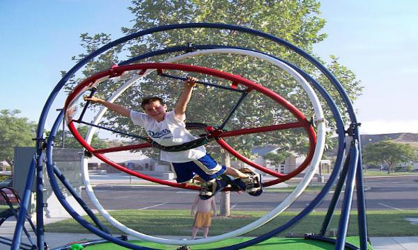 Gyroscope Ride