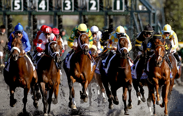 Horse Racing Fundraising made easy!