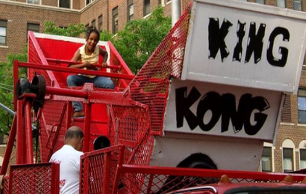 King Kong Truck Ride