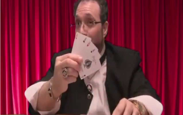Mike S  Close up magician