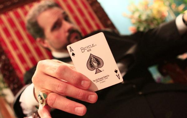 Spade the Magician