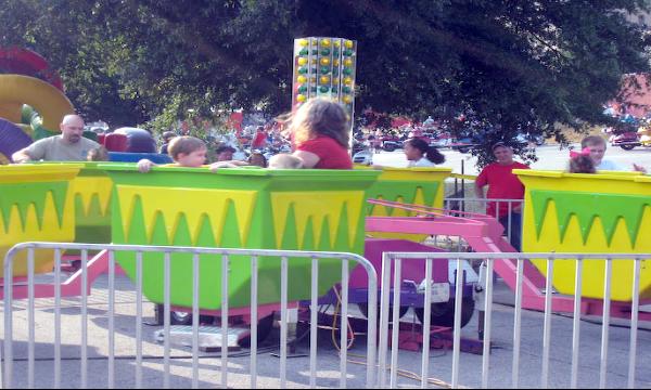 Turbo Tubs of Fun