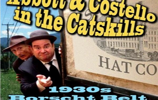 Abbott And Costello Impersonator