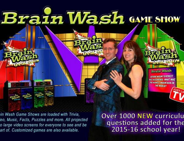 Brain Wash Game show
