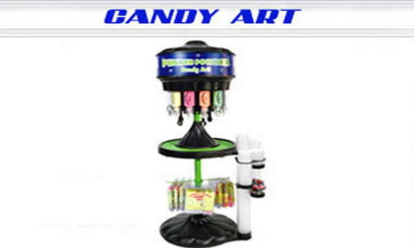 Candy Art Machine   Pucker Powder