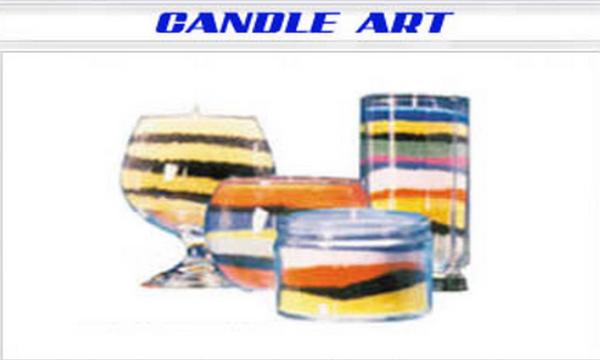 Candle Art