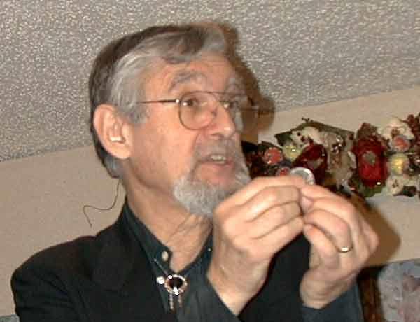 George S The Magicomedian