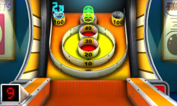 Skee Ball Arcade Games