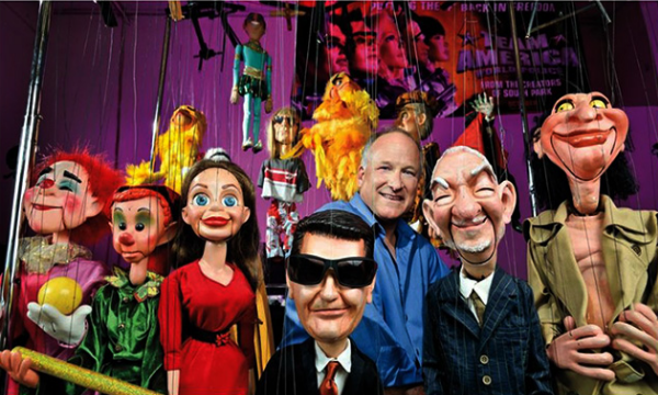 Worlds Greatest Marionette show