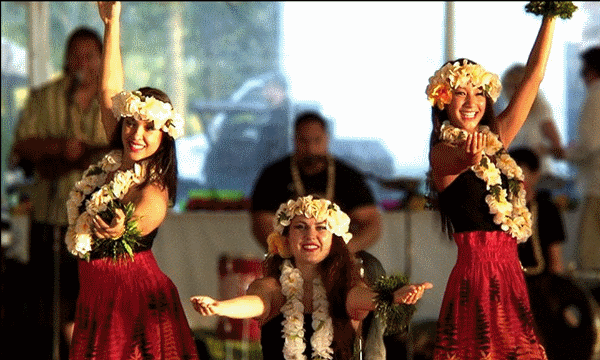 Hawaiian Dancers and Lua Shows