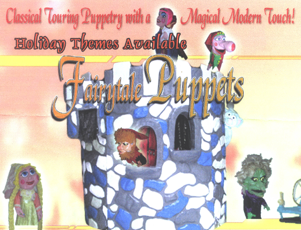Fairy Tale Puppet Show