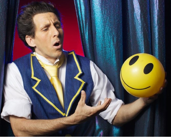 Andrew S Circus Skilled Physical Comedian