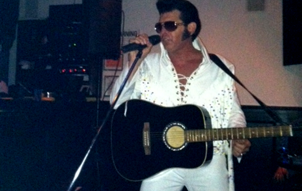 Richie S Elvis Tribute Singer