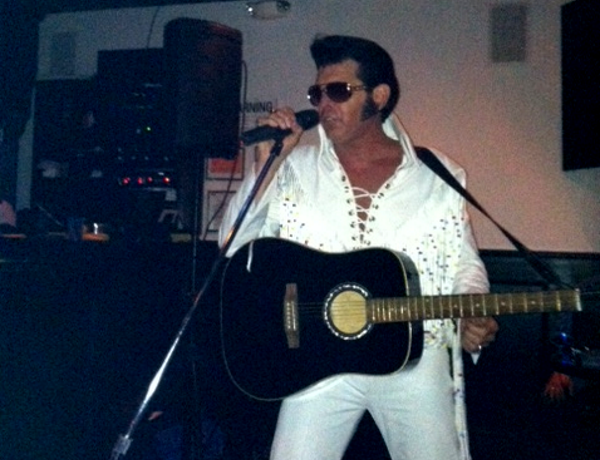 Richie S Elvis Tribute Singer