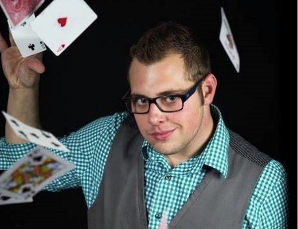 TJ the Magician