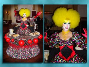 table-clown