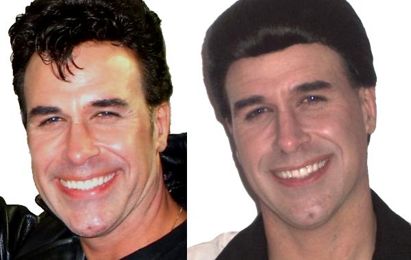 John Travolta Impersonator Phil