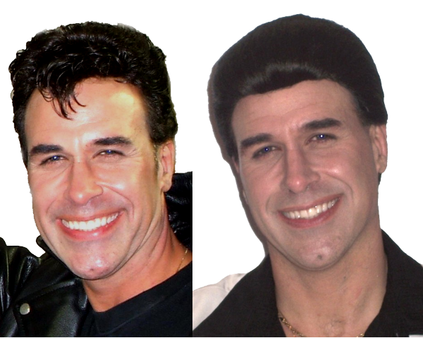 John Travolta Impersonator Phil