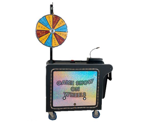 Walk Around Game Show On Wheels