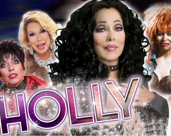 Impersonator Holly