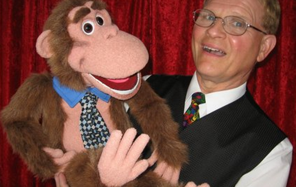 Mark, The Ventriloquist for Kids