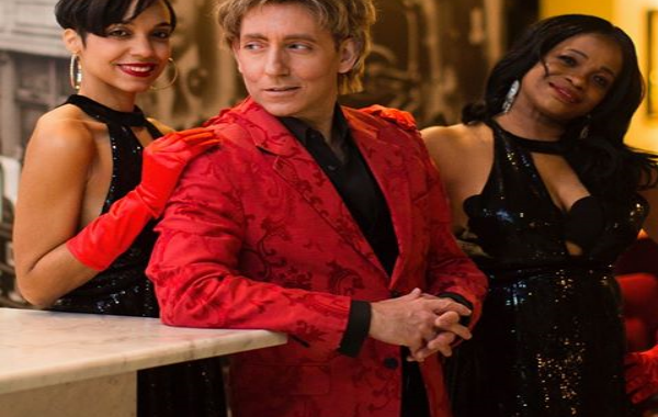 Barry Manilow Impersonator