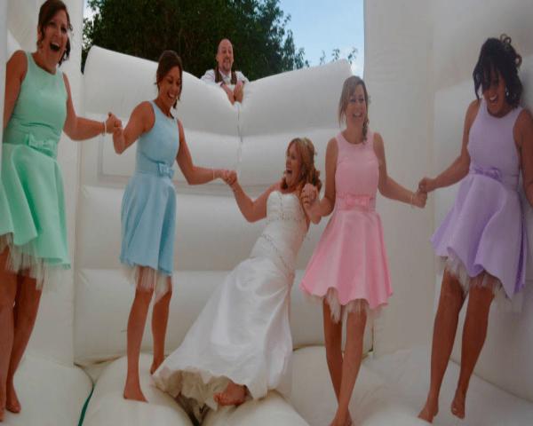 Wedding Bouncer